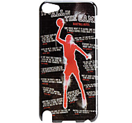 Dunk Pattern Hard Case for iTouch 5