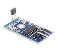 Salón Salón Interruptor Sensor Module para Smart Car (azul, DC 5V)