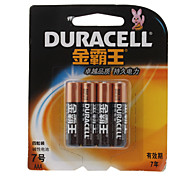 Duracell Alkaline 1.5V AAA Battery (4-Pack)