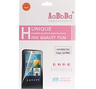 Película de alta calidad para Samsung Tab P6800