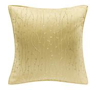 elegante capa de travesseiro decorativo floral