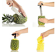[Free Gift]Kitchen Stainless Steel Easy Pineapple Fruit Corer Slicer