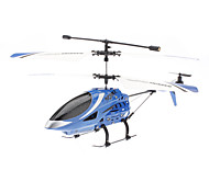 3.5-Channel Gyro Remote Control Helicopter (Model:361, Blue)
