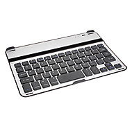 Portable Bluetooth 3.0 Aluminium Alloy QWERTY Keyboard with Stand for iPad mini