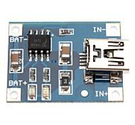 USB 3.7V Li-ion/Polymer Lademodul (1A)