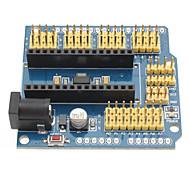 Прототип щит protoshield плата расширения для (для Arduino) нано UNO Duemilanove