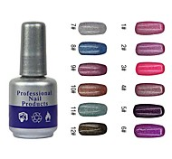 UV Color Sweet Builder Gel Nail Polish No.109-120(10ml,1PCS,Assorted Colors)