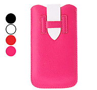 Special Design Leather Protective Pouches for iPhone 5/5S (Assorted Colors)
