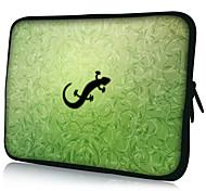 "Gecko Patrón 7 ""/ 10"" / 13 ""Laptop Sleeve Case para el MacBook Air Pro / Mini Ipad / Galaxy Nexus Tab2/Sony/Google 18114"