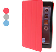 punti pu custodia in pelle w / stand per iPad mini 3, Mini iPad 2, iPad mini (colori assortiti)