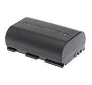 7.4V 1800mAh Li-ion Replaceable Camcorder/ DV/ Video Battery for Canon LP-E6+ (Black)