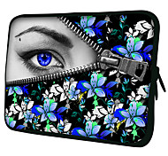 "Ritssluiting Patroon 7 ""/ 10"" / 13 ""Laptop Sleeve Case voor MacBook Air Pro / Ipad Mini / Galaxy Tab2/Sony/Google Nexus 18204"