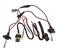 Xenon 5202 Lâmpadas HID para farol do carro (12V-55W, de 2 peças)
