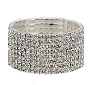 Women's Sharp Eight Layers Diamond Bracelet