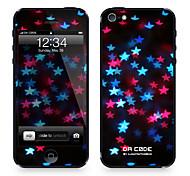 """Codice Da ™ della pelle per il iPhone 4/4S: """"Beautiful Pattern"""" (Astratto Serie)"""