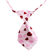 Dog / Cat Tie Pink Spring/Fall Wedding