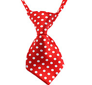 Dog / Cat Tie Red Spring/Fall Wedding