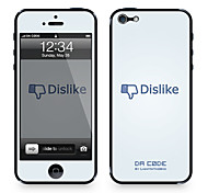 "Da Code ™ Skin for iPhone 4/4S: ""Dislike on Facebook"" by Steven Lin (Creative Series)"