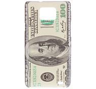 US Dollar patroon Hard Case voor Samsung Galaxy S2 I9100