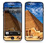"Da Code ™ Skin for iPhone 5/5S: ""Egypt Pyramid"" (City Series)"