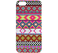For iPhone 5 Case Shockproof Case Back Cover Case Geometric Pattern Hard PC iPhone SE/5s/5