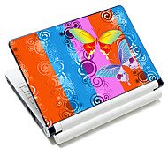 """Butterfly"" Pattern Laptop  Protective Skin Sticker For 10""/15"" Laptop 18394(15"" suitable for below 15"")"