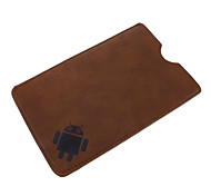 Brown Artificial leather Case Cover for 7 Inch Tablet PC 86041