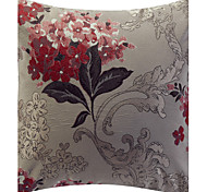 Polyester Pillow Cover , Floral Traditional