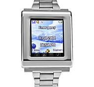 """1.3 """"2g телефон вахты (Bluetooth, FM, MP3 MP4-плеер, Quad Band)"""