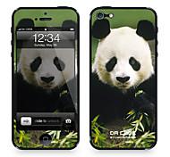 "Codice Da ™ Pelle per iPhone 4/4S: ""Panda"" (serie animali)"