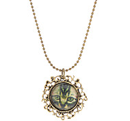 Lovely Vintage Hand Made Cat Necklace