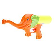 Elephant Shaped Water Gun Toy (Random Color)