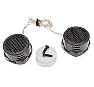Modified Mini Speakers for Cars - Black (20cm-Cable Length / Pair)