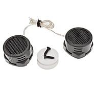 Mini Altavoces modificados para Coches - Negro (20cm-Cable Longitud / par)