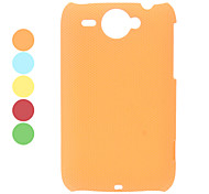 Mesh Design Hard Case for HTC G8 (Assorted Colors)