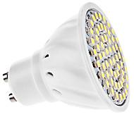 GU10 3 W 60 SMD 3528 150 LM Warm White/Cool White MR16 Spot Lights AC 220-240/AC 110-130 V