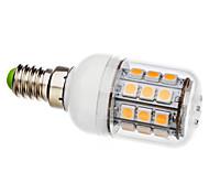 Lampadine a pannocchia 30 SMD 5050 T E14 3.5 W 330 LM Bianco caldo AC 110-130 / AC 220-240 V