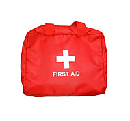 Nylon Waterproof First-aid Packet (Red,21 X 15 X 7)