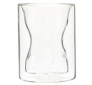Muscle Body Shaped Double-Walled Beer Glass