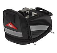 OQ Спорт Водонепроницаемая сумка с седла велосипеда Техническое обслуживание Tool Kit (черный)
