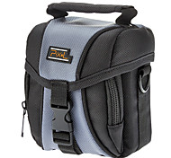 Pixel Camera Bag CM-508 (Negro + Gris)