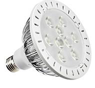 Spot Lampen PAR E26/E27 9 W 720 LM 6000K K 9 High Power LED Natürliches Weiß AC 85-265 V
