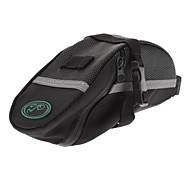 OQ Sports 600D Waterproof Bicycle Saddle Bag(Black)