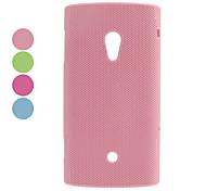 Mesh Защитный чехол для Sony Ericsson X10 (разных цветов)