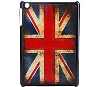 Oil Painting Design UK Flag Pattern Hard Case for iPad mini