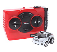 5CM Mini Infrared Remote Control Car (Model:2010E-9)