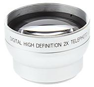 Universal 37mm 2x Telephoto Lens