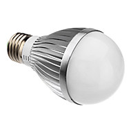 Lampadine globo 5 LED ad alta intesità 5 W 450 LM Bianco AC 85-265 V