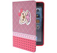 carino caso dell'orso w / stand per ipad mini 3, Mini iPad 2, iPad mini (colori assortiti)