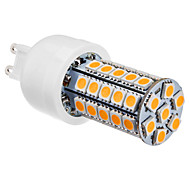 5W G9 LED-maïslampen T 47 SMD 5050 480 lm Warm wit AC 220-240 V